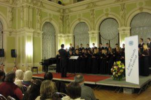 Choirs and orchestras on Lake Garda Festival  - Courtesy of MRF Music Festivals [www.mrf-musicfestivals.com]