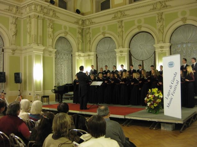 Choirs and orchestras on Lake Garda Festival  - Courtesy of MRF Music Festivals [www.mrf-musicfestivals.com]