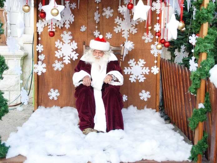Christmas Events in Nazareth - Courtesy of Nazareth Cultural & Tourism Association. Photo: Ehab Hosari