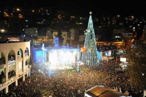 Courtesy of Nazareth Cultural & Tourism Association. Photo: Ehab Hosari