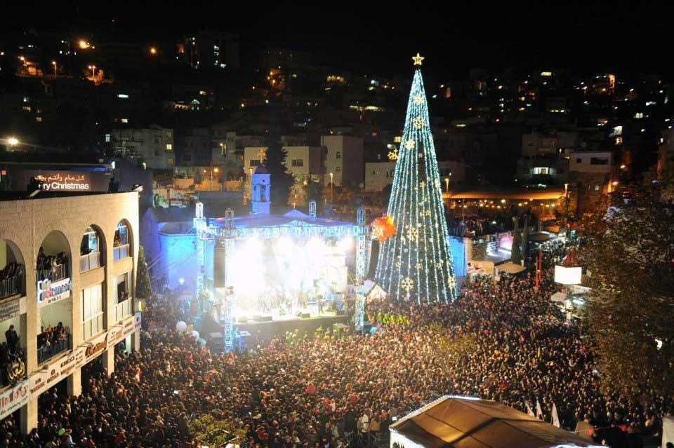 Courtesy of Nazareth Cultural & Tourism Association. Photo: Ehab Hosari