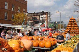 Circleville Pumpkin Show - Photo by: www.pumpkinshow.com