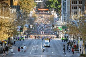 City2Surf race - Photo: www.facebook.com/cityrunseries