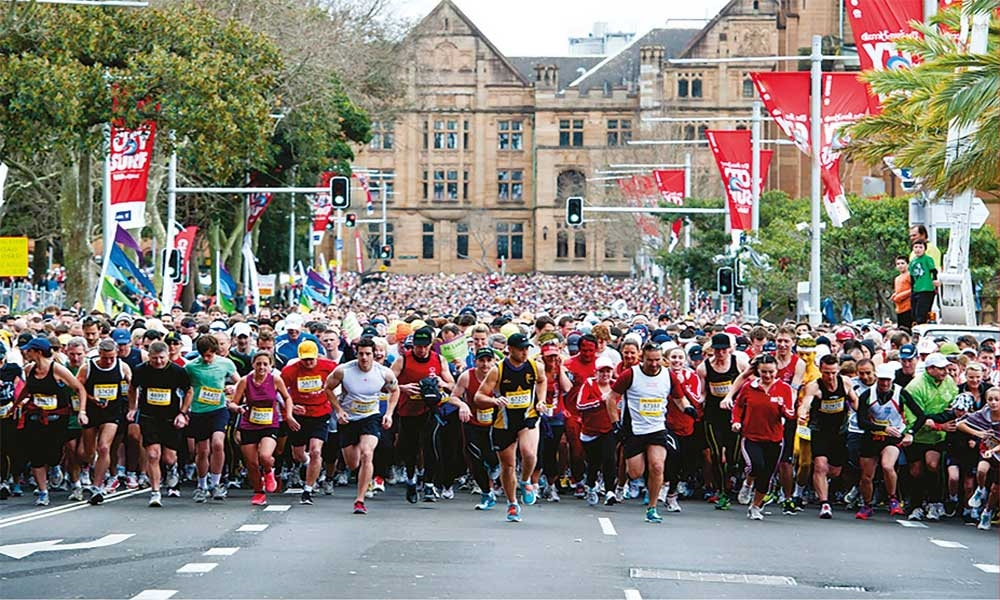 City Run Series - Photo: www.cityrunseries.com.au
