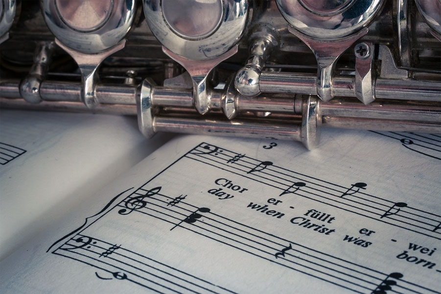 Classical music - Photo by: By 3cats via pixabay.com