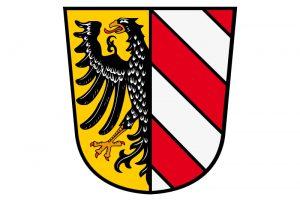 Coat of arms of Nuremberg - Germany