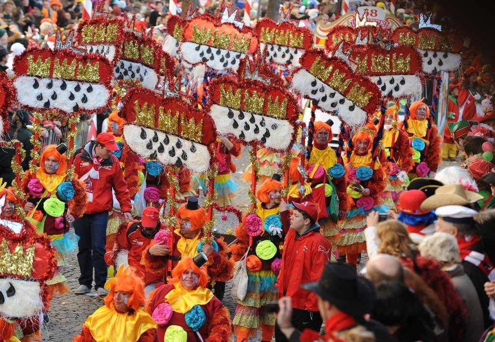 Cologne Carnival Festival - Photo: J. Rieger, Köln / Cologne Carnival Festival Committee