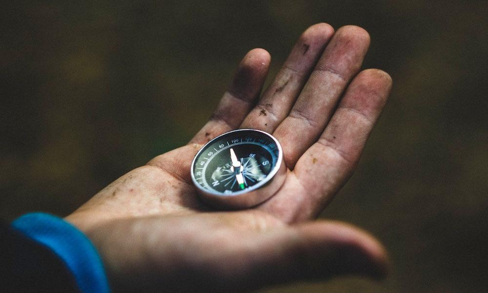 Compass - Photo: Dima Goroziya [Via pixabay]