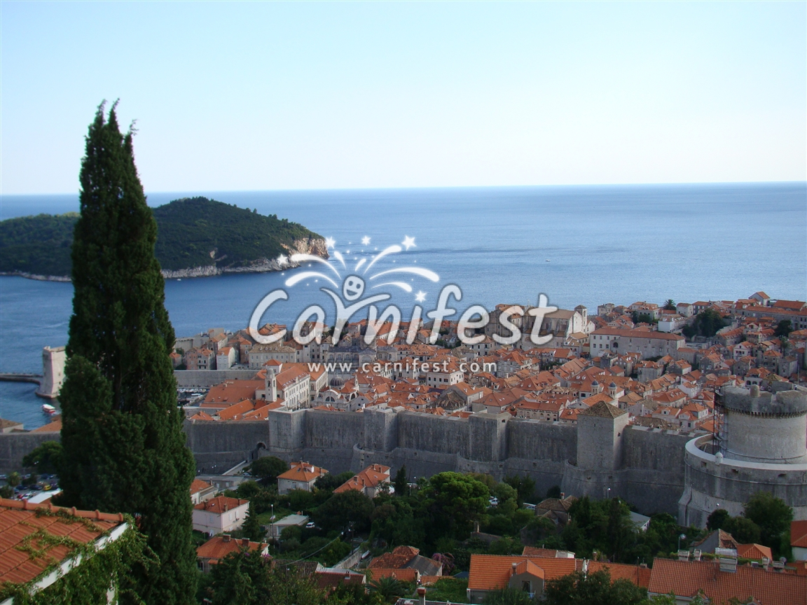 Croatia Dubrovnik - CarniFest Online Photo © All Rights Reserved