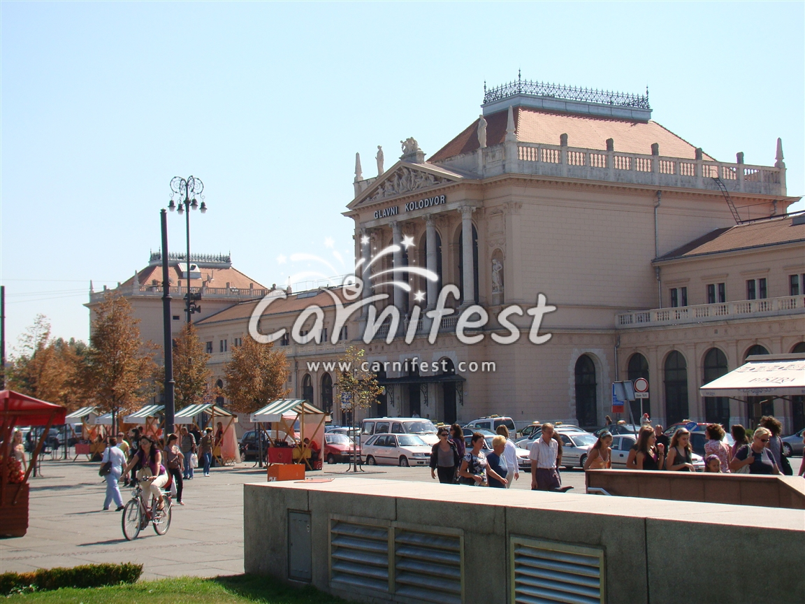 Croatia Zagreb - CarniFest Online Photo © All Rights Reserved