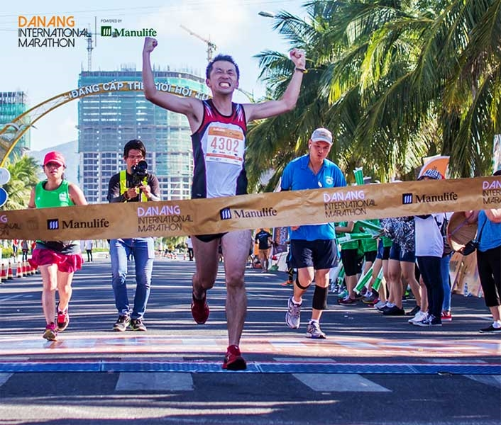 Danang International Marathon - Photo by: www.rundanang.com