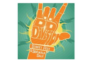 Do Division Street Fest & Sidewalk Sale in Chicago poster - Photo by: www.do-divisionstreetfest.com