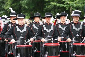 Drummers parade - Photo by: Kfjmiller
