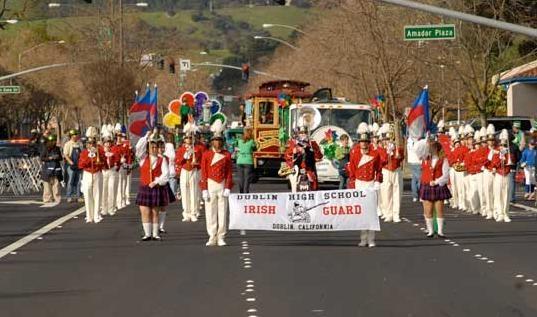 The city of Dublin California, St Patricks Day Festival - Photo by: dublinca.gov