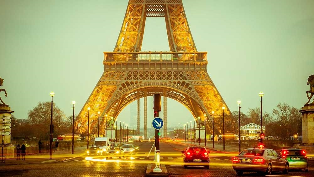 Tour Eiffel - Photo: Keeze [via-pixabay.com]