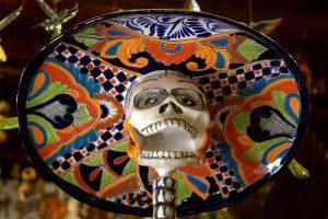 El Dia De Los Muertos - Day Of The Dead, Mexican - Photo by: dat7 via pixabay.com
