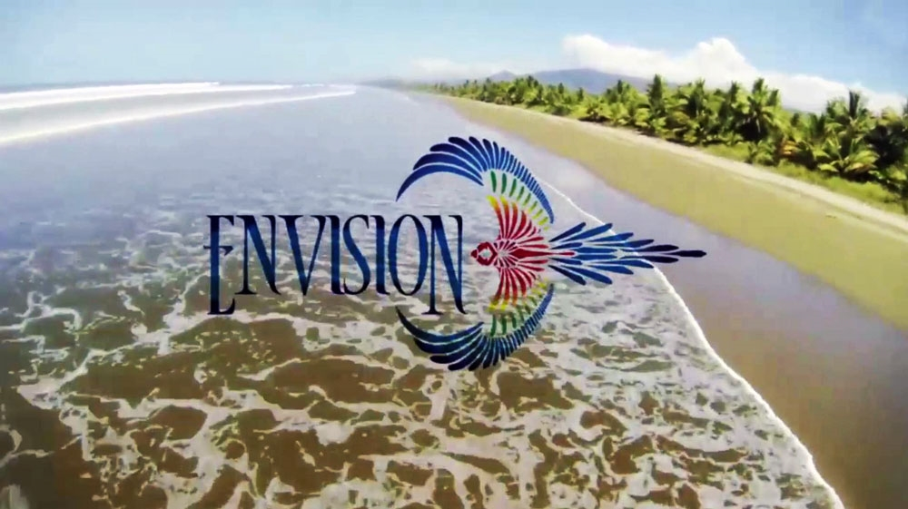 Envision Logo - Photo by: envisionfestival.com
