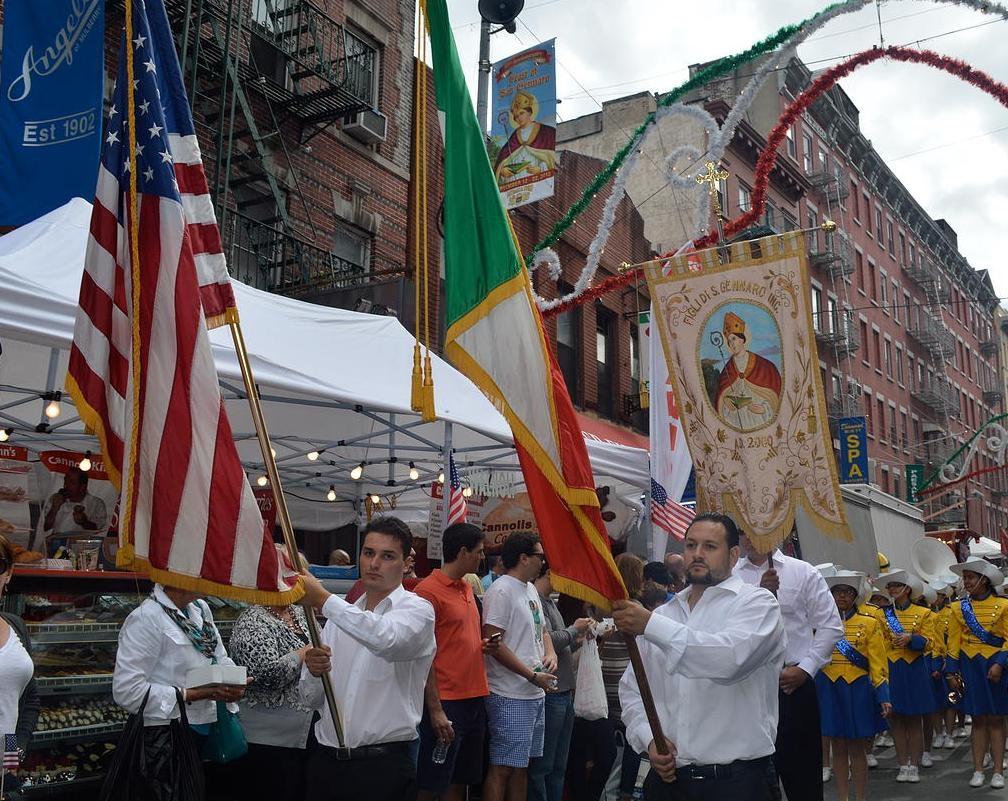 New York Italian Food Festival