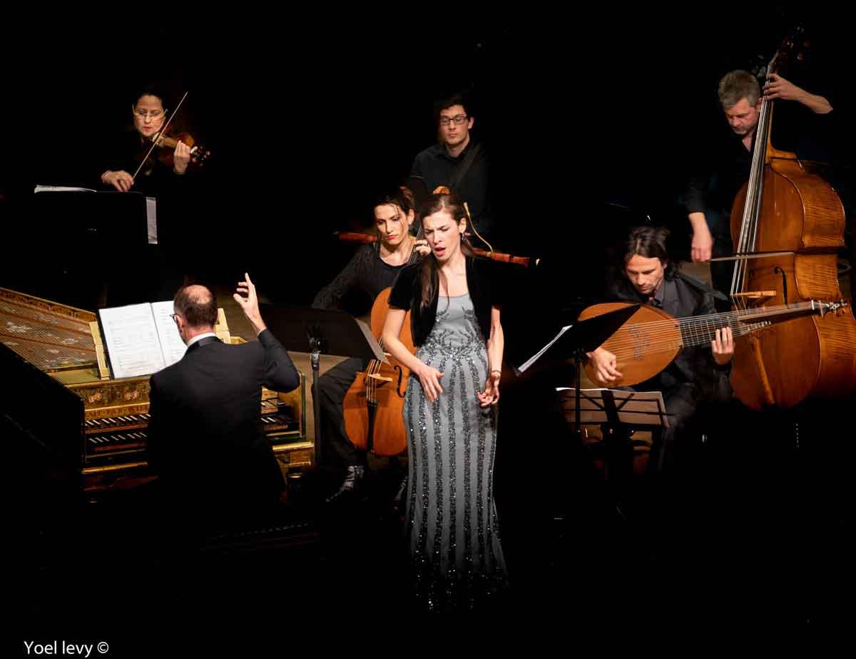 Photo: Yoel Levi / courtesy of The Felicja Blumental Music Centre