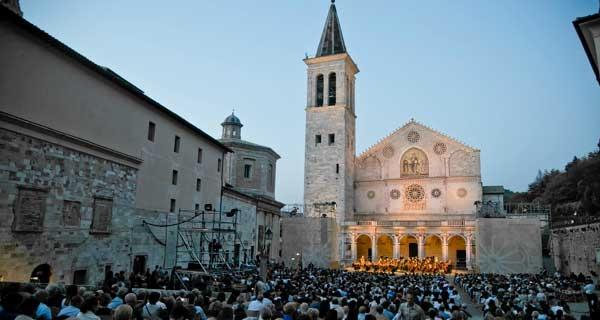 Festival dei Due Mondi - Spoleto - Photo by: www.festivaldispoleto.com