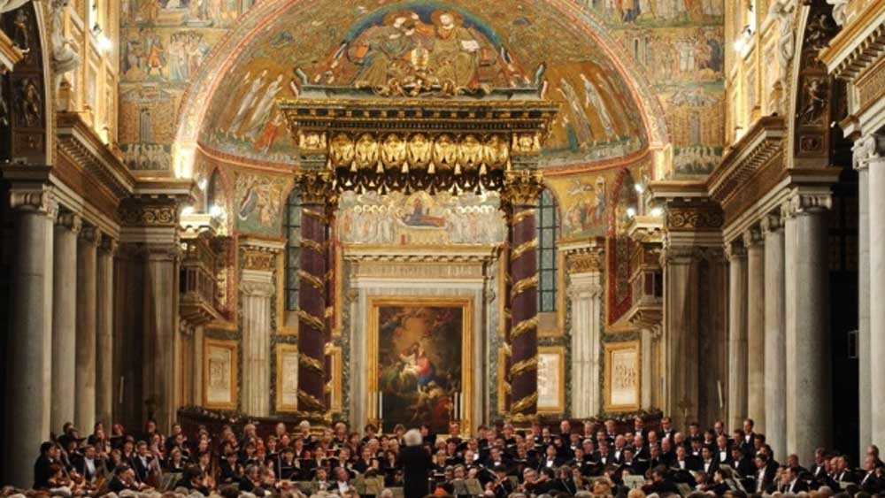 Santa Maria Maggiore - Festival of Sacred Music and Art - Photo: www.festivalmusicaeartesacra.net