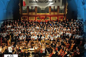 International Festival of University Choirs, Poznań, Poland - Photo courtesy of: Festival of the University Choirs  [www.cantat.amu.edu.pl]