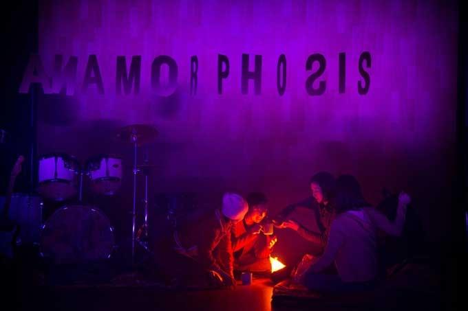Figurentheater-Festival, Philippe Quesne / Vivarium Studio - Photo: Erich Malter, 2013
