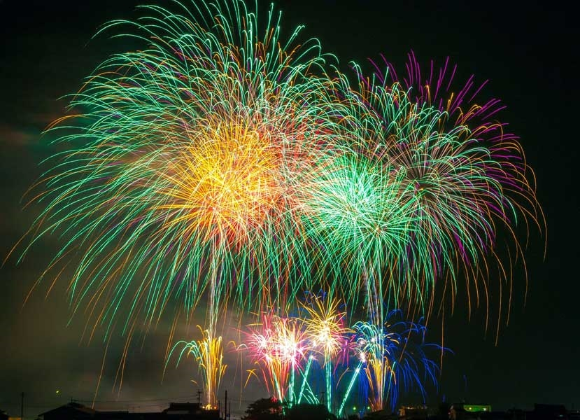 Fireworks - Photo by:  By DeltaWorks Via pixabay.com
