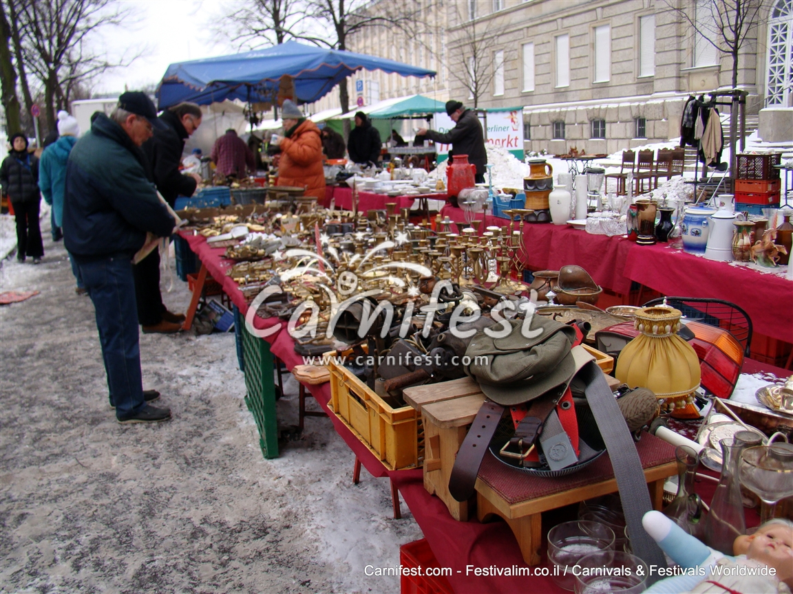 Flea Market - CarniFest Online Photo © All Rights Reserved