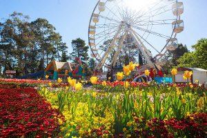 Floriade - Commonwealth Park - Photo by: www.floriadeaustralia.com