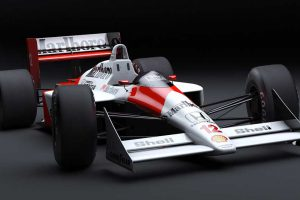Formula One, Ayrton Senna Mclaren Mp4-24 [Photo: Gorguy Kane via pixabay.com]
