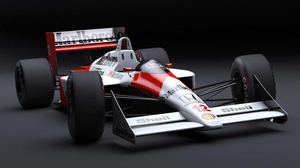 Formula One, Ayrton Senna Mclaren Mp4-24 [Photo: Gorguy Kane via pixabay.com]