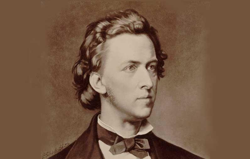 Frédéric Chopin - portrait