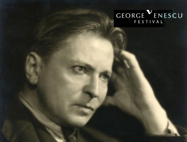 George Enescu - Photo: www.festivalenescu.ro