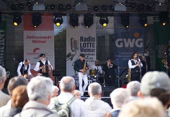 Onion Festival Weimar - Germany - Photo by:  Weimar, Kulturstadt Europas - www.weimar.de
