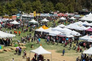 Gilroy Garlic Festival - Photo by: gilroygarlicfestival.com