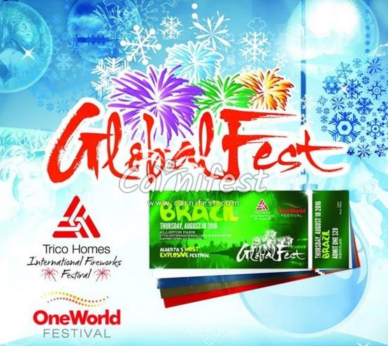 GlobalFest International Fireworks Festival - Poster - Photo by: www.globalfest.ca