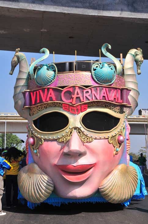 Goa Carnival - Photo courtesy of: www.wogoa.in