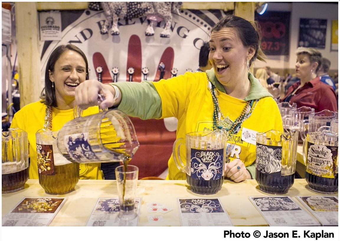 Great American Beer Festival - www.greatamericanbeerfestival.com