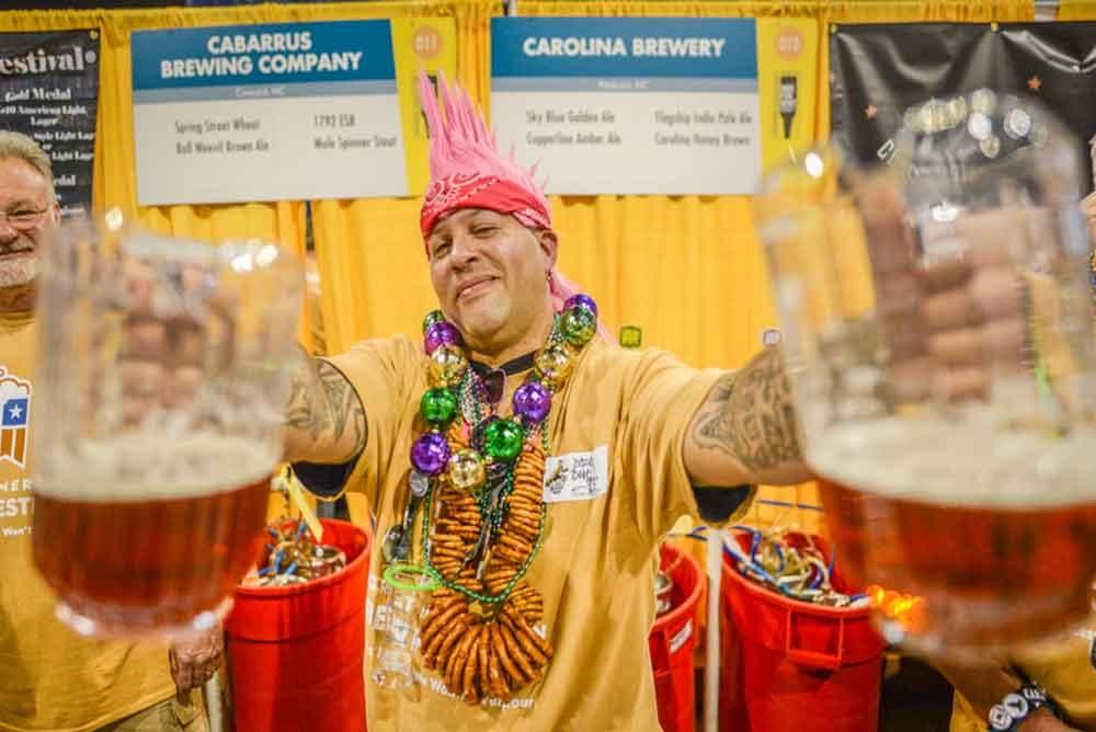 Great American Beer Festival - Photo: www.greatamericanbeerfestival.com