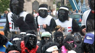 Great Gorilla Run / London UK