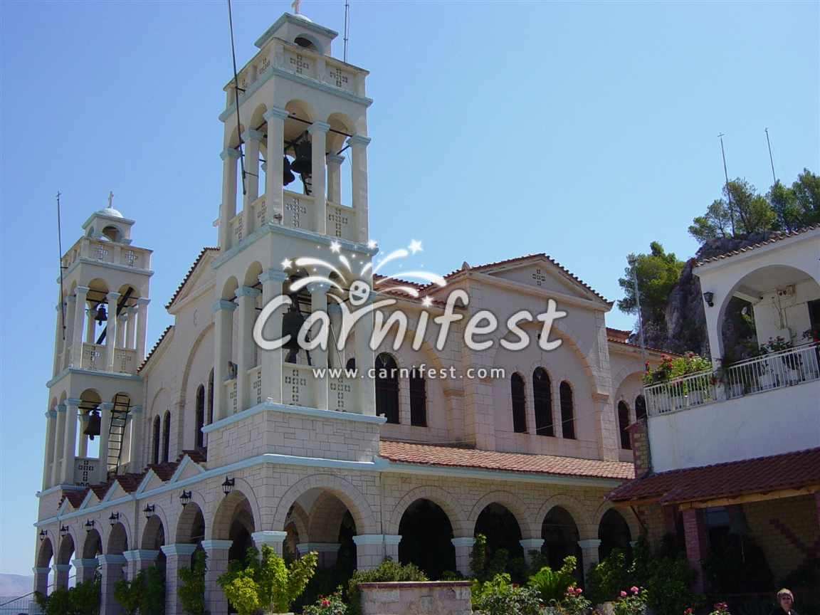 Greece, Greek church - CarniFest Online © All Rights Reserved