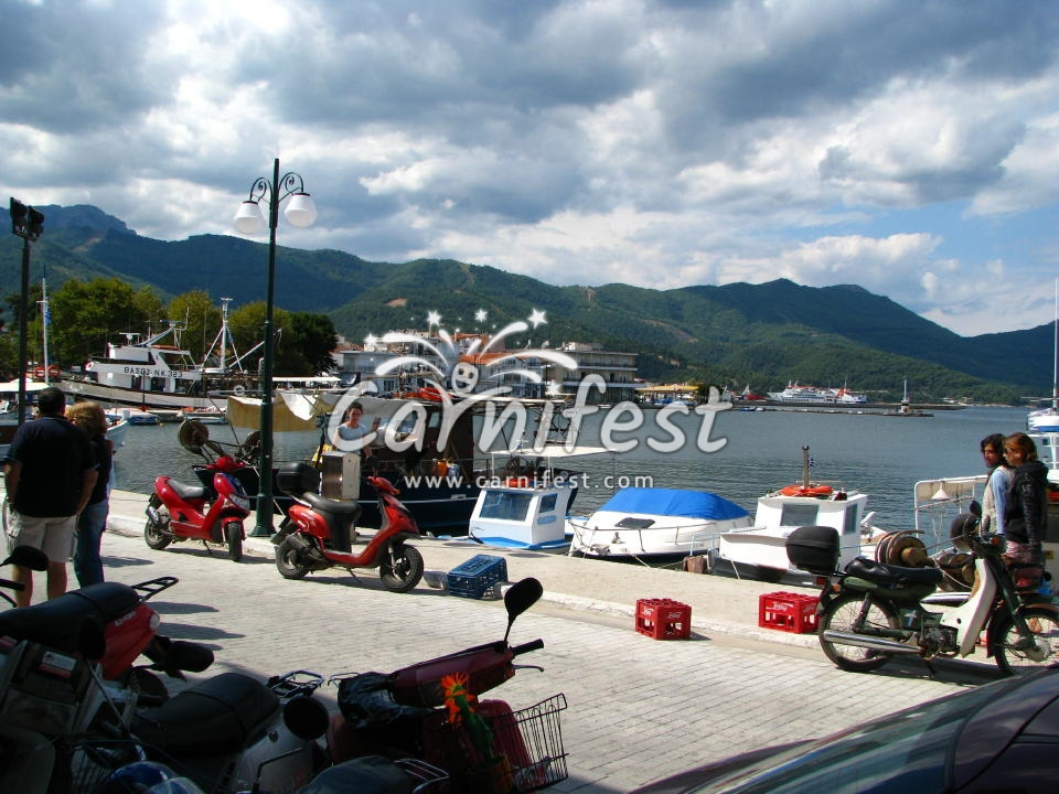 Greece, Thassos island - CarniFest Online © All Rights Reserved