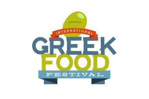 Little Rock, AR Greek Food Festival - poster - Photo by: www.greekfoodfest.com