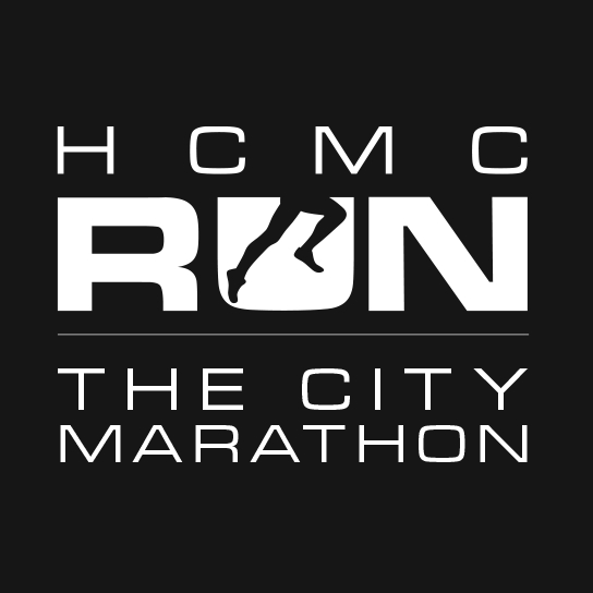 HCMC Run - Ho Chi Minh City Marathon Logo - Photo by: Pulse Active