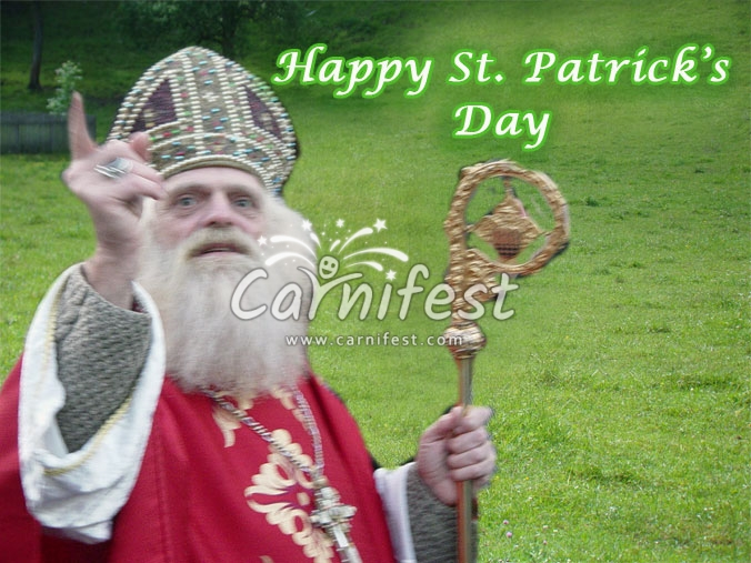 Happy St. Patrick's Day - CarniFest Online Photo © All Rights Reserved