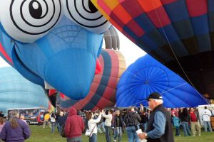 Hot air baloon festival - Photo by: Bang