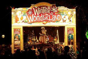 Winter Wonderland - Photo by: www.hydeparkwinterwonderland.com