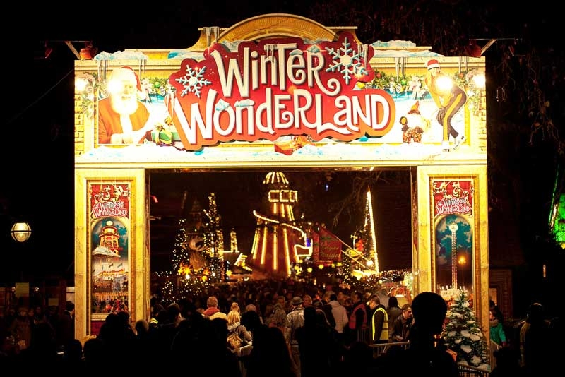Winter Wonderland - Photo by: www.hydeparkwinterwonderland.com