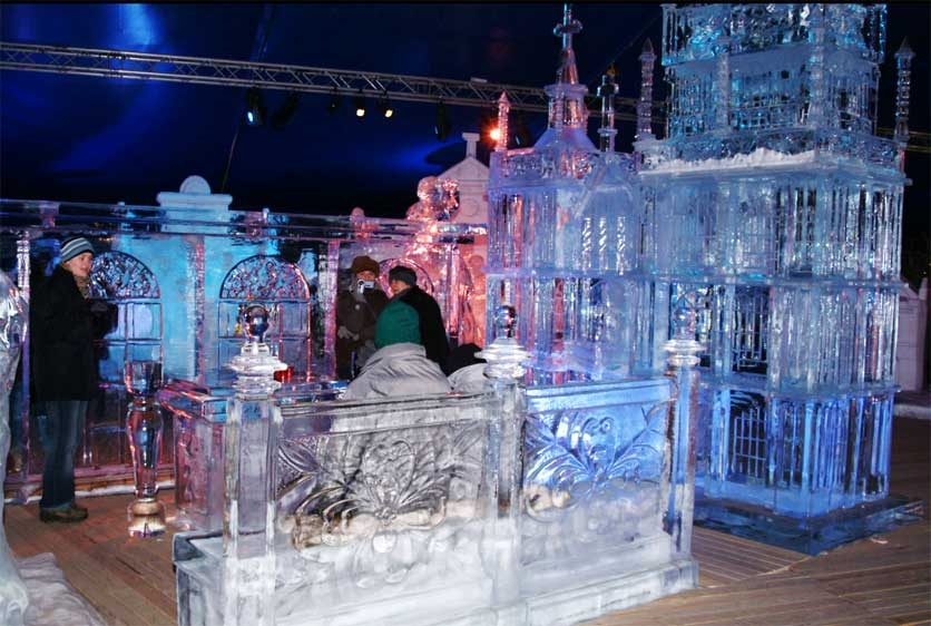 Ice Rubens Antwerpen - Photo by: Ice Rubens Antwerpen Photogram - www.icesculpture.be